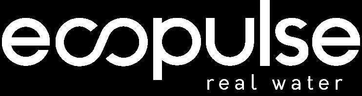 ecopulse logo blanco